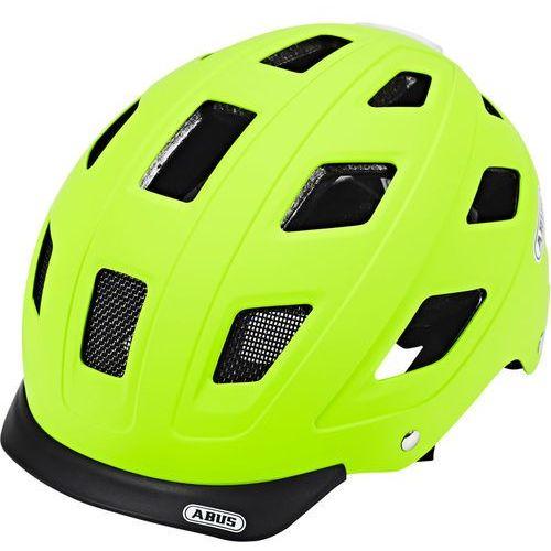 ABUS Hyban Kask rowerowy zielony M | 52-58cm 2018 Kaski rowerowe