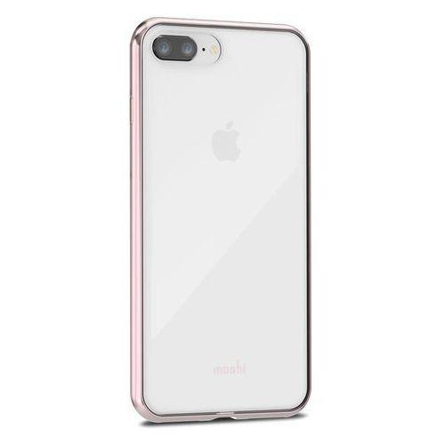 Moshi vitros - etui iphone 8 plus / 7 plus (orchid pink) (4713057253195)