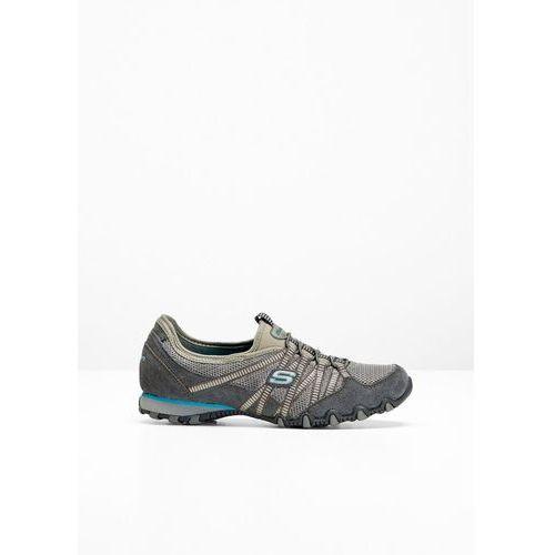 Buty wsuwane Skechers bonprix szaro-turkusowy, w 2 rozmiarach