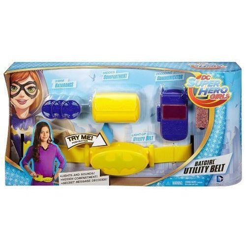 Mattel dc super heros pas batgirl
