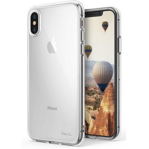 Rearth Ringke air ultracienkie żelowe etui pokrowiec iphone xs / x przezroczysty (arap0013) (8809628563148)