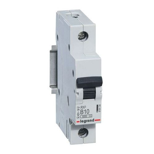rx3 wyłącznik nadprądowy 1p b10 419134 marki Legrand