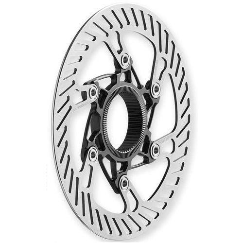CAMPAGNOLO Tarcza hamulcowa Tarcza hamulców tarczowych Centerlock czarny/srebrny 140mm 2018 Tarcze hamulcowe