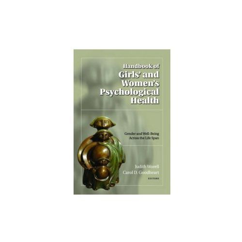 Handbook of Girls' and Women's Psychological Health (9780195162035)
