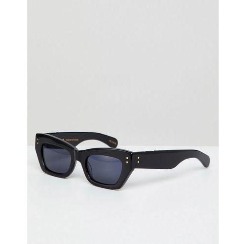 87b7be54fd Pared sunglasses Pared small cat eye sunglasses in black - black