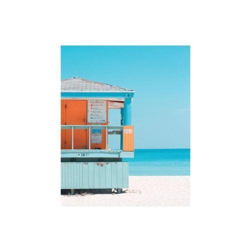 Obraz na pilśni domek ratownika 50 x 70 cm marki Consalnet