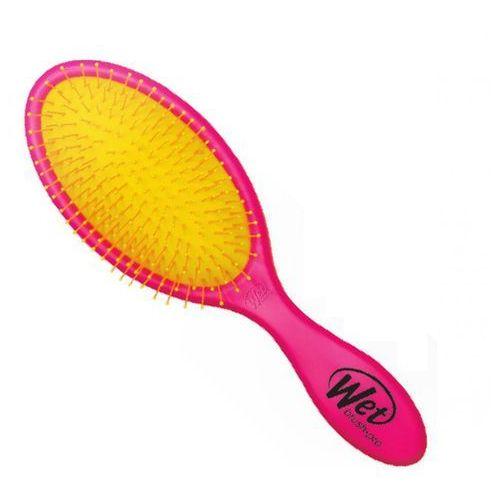 neon slammin' sangria | szczotka do włosów - neonowa żółto-różowa marki Wet brush