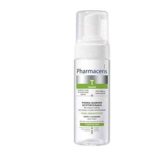 Pharmaceris T Puri-Sebostatic Pianka głęboko oczyszczająca do mycia twarzy 150ml