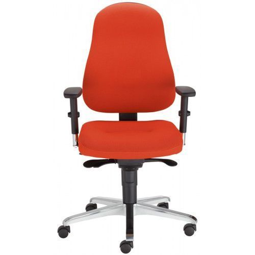 Krzesło obrotowe BIZZI es r15kcr st36polbi - biurowe, fotel biurowy, obrotowy