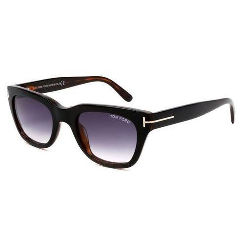 Okulary słoneczne ft0237 snowdon 05b marki Tom ford