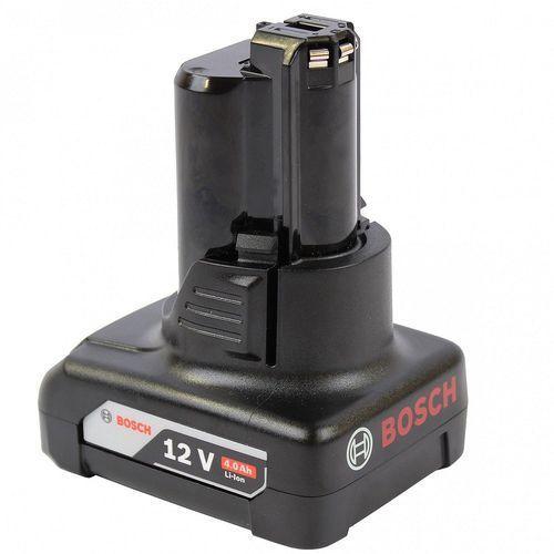 Bosch Profesjonalne GBA 12 V zapasowy akumulator 4,0 Ah pojemności baterii