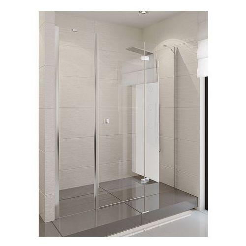 New trendy Drzwi prysznicowe 135 cm exk-1008/exk-1030p modena