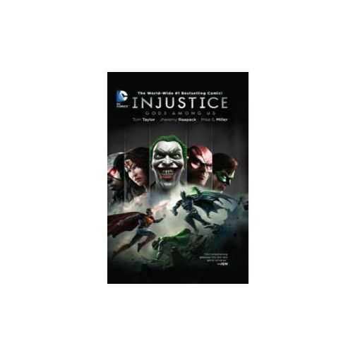 Injustice Gods Among Us Year One the Complete Collection Tp, Taylor, Tom