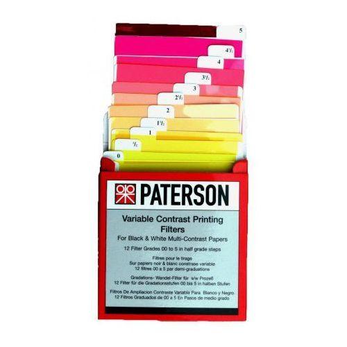 filtry multigrade 9x9 cm 12 szt. marki Paterson