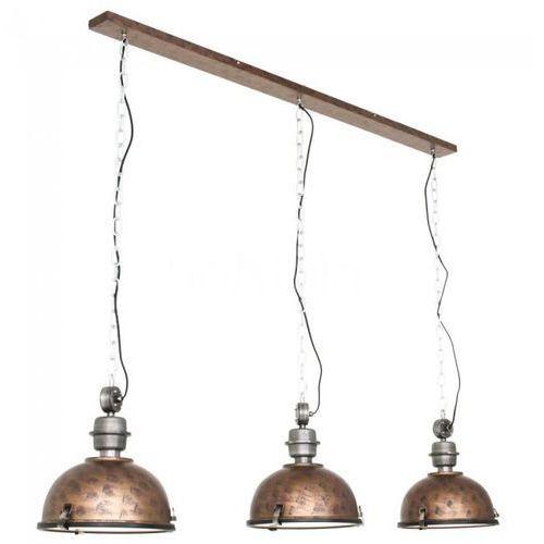 Steinhauer Bikkel Lampa Wisząca Brązowy, 1-punktowy - Dworek - Obszar wewnętrzny - Bikkel - Czas dostawy: od 10-14 dni roboczych