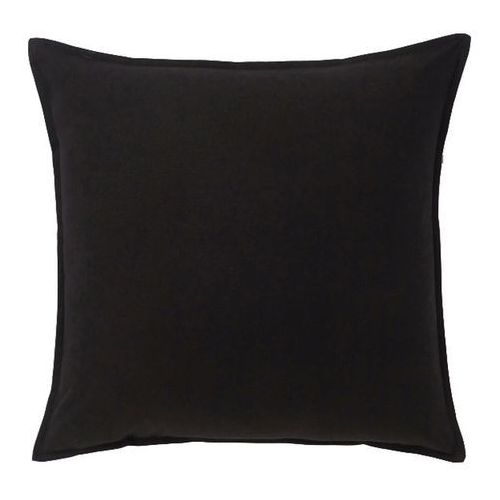Poduszka GoodHome Hiva 60 x 60 cm czarna