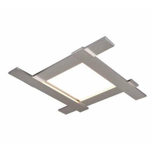 Trio Belfast 675510507 plafon lampa sufitowa 4x3,5W+1x18W LED niklowy (4017807455779)