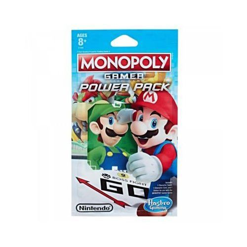 Monopoly Gamer Figure Pack (5010993439201)