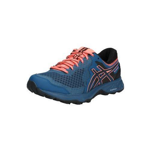 ASICS Buty do biegania 'Gel-Sonoma 4 G-TX Trail' ciemny niebieski / koralowy
