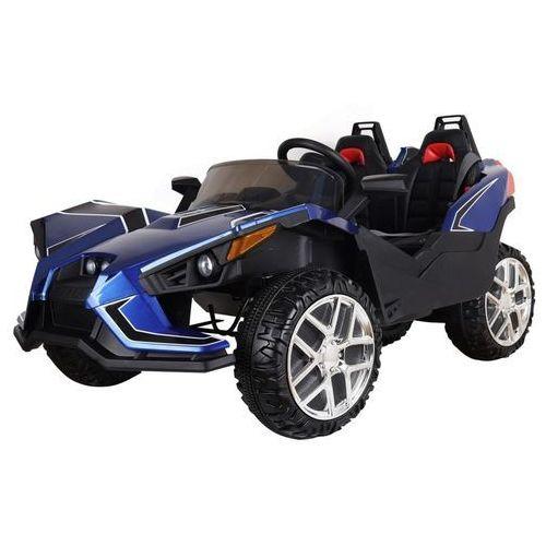 Hecht 58888 blue samochód akumulatorowy jeździk z napędem elektrycznym akumulatorowym zabawka samochód dla dzieci marki Hecht czechy