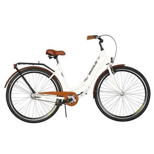 Rower DAWSTAR Moly Biały + Rabat na akcesoria rowerowe! + 5 lat gwarancji na ramę! + DARMOWY TRANSPORT! (5901986491613)