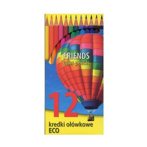 Grand Kredki ołówkowe eco 12 kolorów
