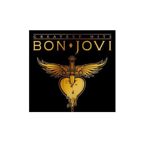 BON JOVI - GREATEST HITS-ULTIMATE COLLECTION (POLSKA CENA) - Album 2 płytowy (CD), 2754610