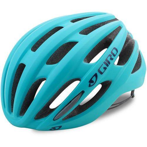Giro saga kask rowerowy kobiety turkusowy m | 55-59cm 2018 kaski rowerowe (0768686076978)