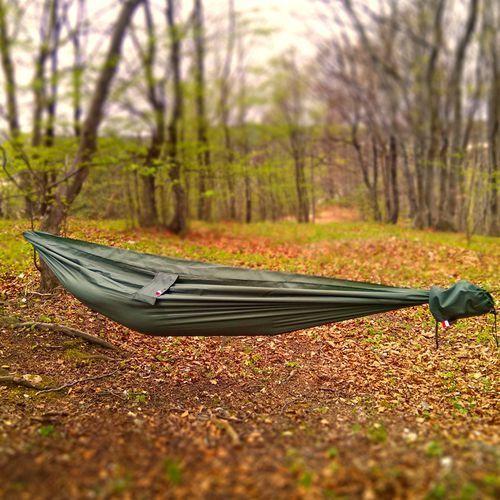 Hamak Tigerwood Ważka zielony