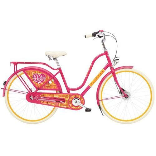 "Electra Rower  amsterdam fashion 3i bieg (26"") różowy (joyride) 293101"