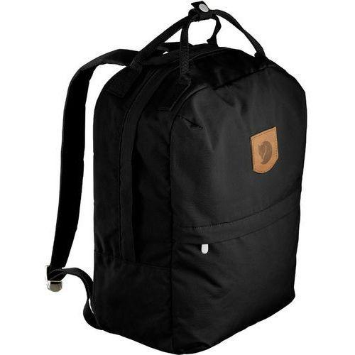 Fjällräven greenland zip plecak large czarny 2018 plecaki szkolne i turystyczne (7323450390907)