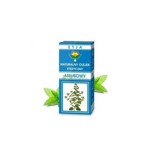 olejek melisowy naturalny eteryczny 10ml marki Etja