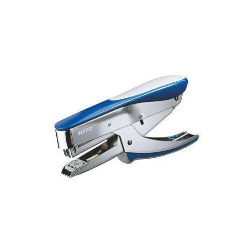 Leitz Zszywacz nożycowy 5548 metaliczny niebieski - x08207