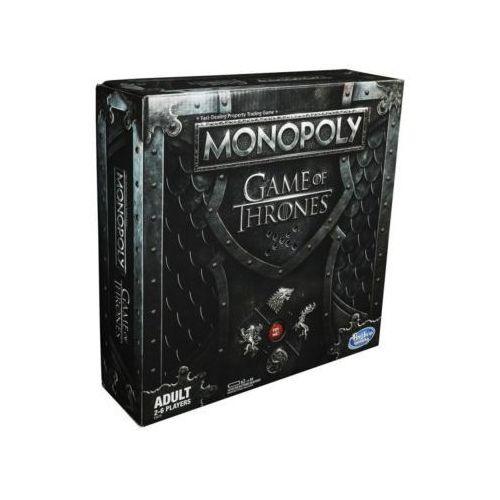 Hasbro Gra monopoly gra o tron - darmowa dostawa od 250 zł!!