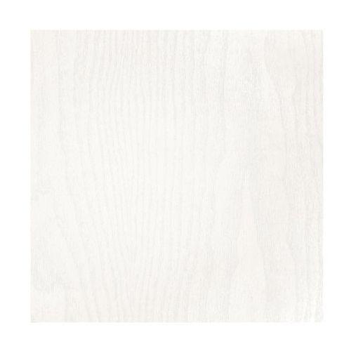 Okleina WHITEWOOD biała 45 x 200 cm imitująca drewno (4007386052636)