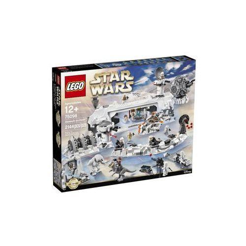 Lego STAR WARS El.rm na hoth 75098
