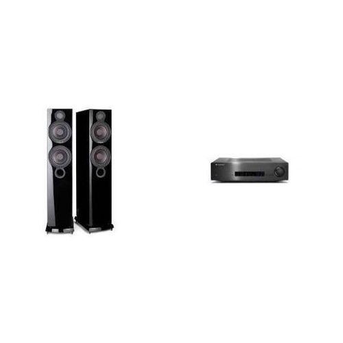 Zestawy Cambridge audio cxa80 + aeromax 6 zestaw audio