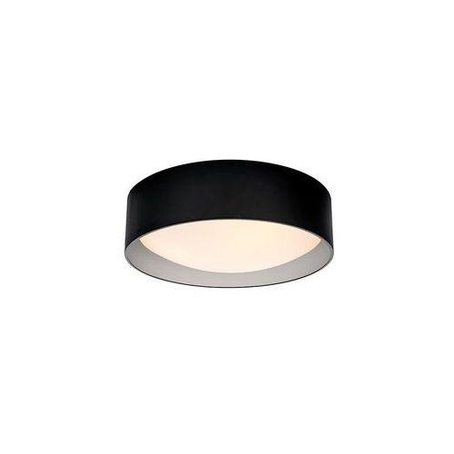 Kaspa - Plafon Vero L - czarno-srebrny (5902047302541)