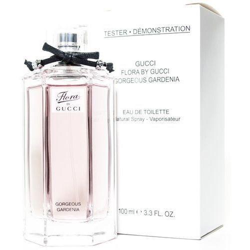 flora by gucci gorgeous gardenia, woda toaletowa – tester, 100ml marki Gucci