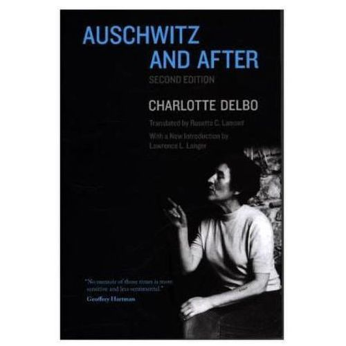 Auschwitz and After (9780300190779)