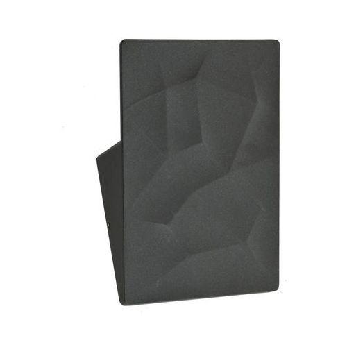 Milagro Kinkiet led cracks czarny
