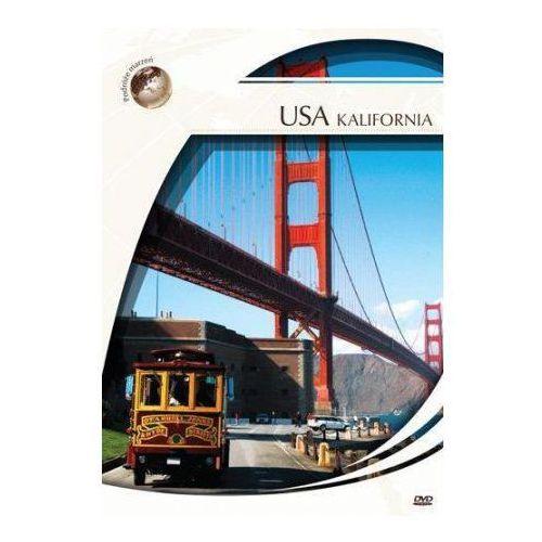 DVD Podróże Marzeń USA Kalifornia z kategorii Pozostałe