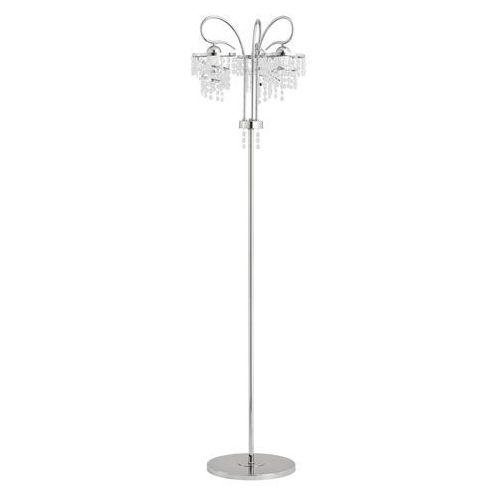 Lampa podłogowa Alfa Diana 18999.00 3x40W E14 chrom >>> RABATUJEMY do 20% KAŻDE zamówienie!!! (5900458189997)