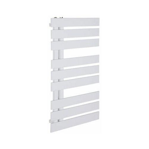 Grzejnik łazienkowy NAMELESS 50 / 90 biały mat INSTAL PROJEKT (5905253242205)