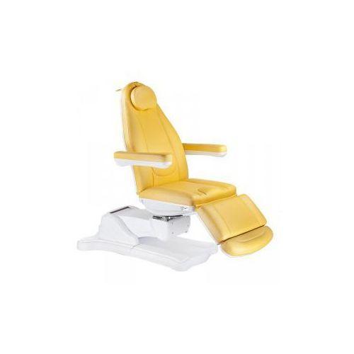 Elektryczny Fotel Kosmetyczny Mazaro Br-6672 Miodowy, BR-6672 Miodowy