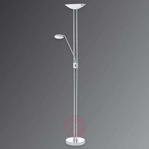 Eglo 93875 - LED Lampa ze ściemniaczem BAYA 1 LED/20W + LED/2,5W