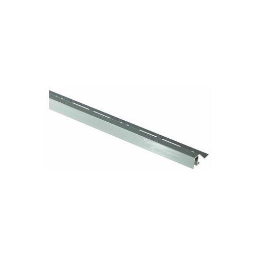 Profil wykończeniowy Aluminium kwadrat 11 X 8 mm / 2.5 m Lux opal Cezar (5904584807077)