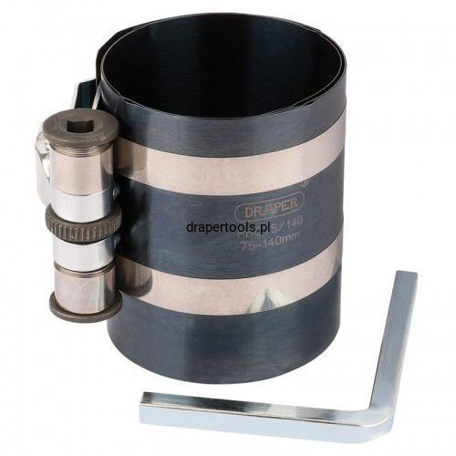 Zaciskacz taśma do montażu pierścieni tłokowych 75-140 mm, 51846