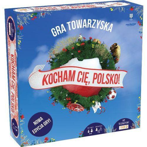 Kocham cię Polsko! Gra planszowa (5908273082912)