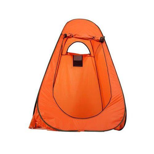 Namiot wędkarski / przebieralnia turystyczna Pomarańczowy N115